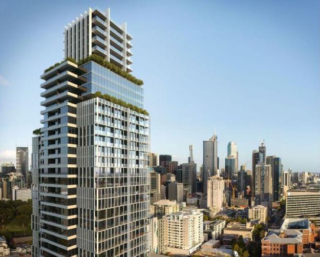 West Melbourne Apartment Building – CCTV Upgrade