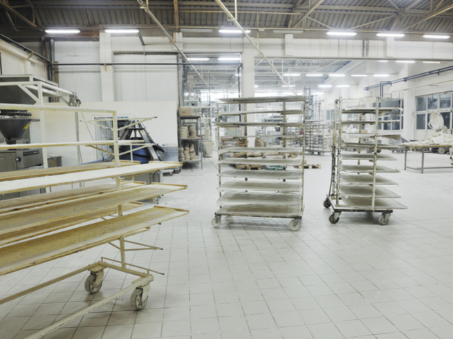 Commercial Bakery – Access Control System Installation