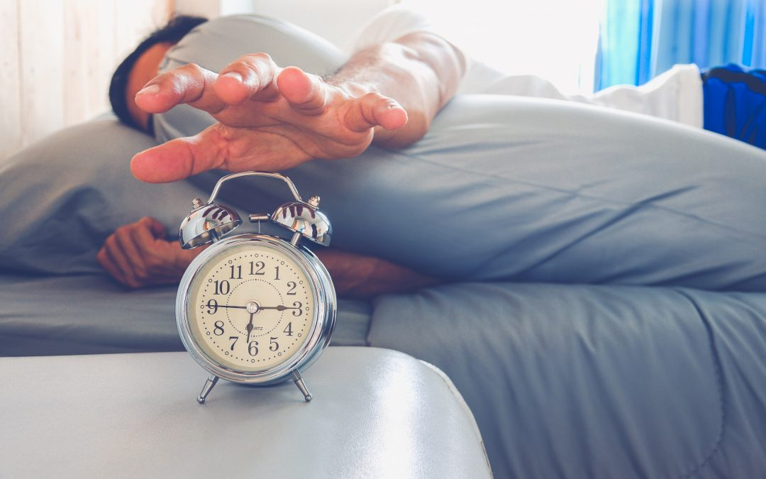 How laziness changed time and why you need to check your security system.