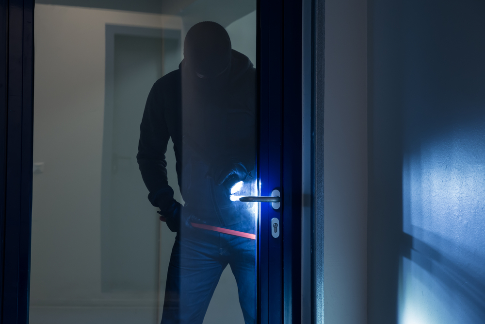 How do we detect intruders? With intruder detectors of course…